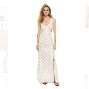 NWT Free People Cross My Heart Maxi Dress